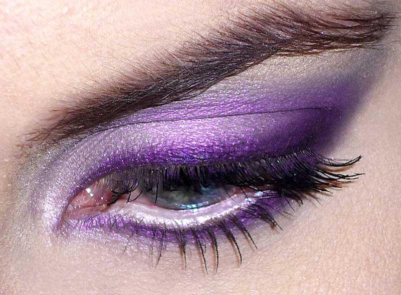 Purple Fairy Makeup Ideas - Mugeek Vidalondon